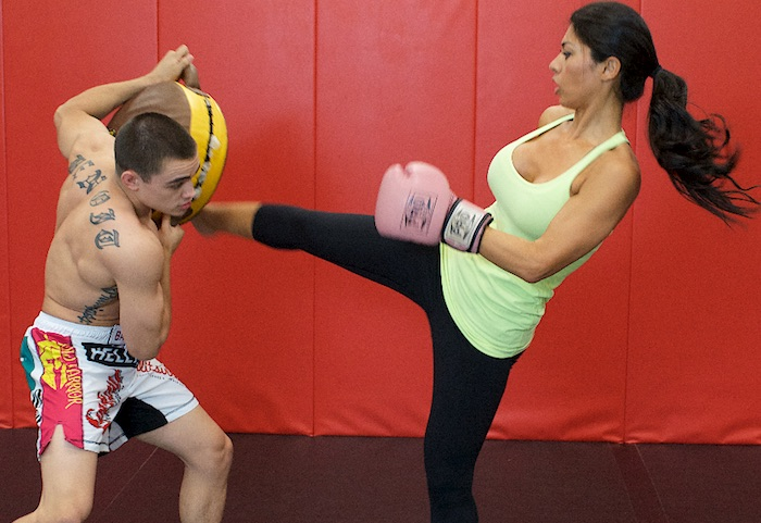 Kickboxing Houston