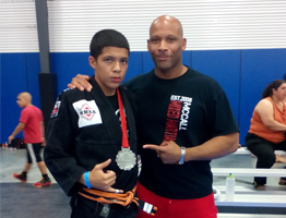 McCall Mixed Martial Arts Humble TX