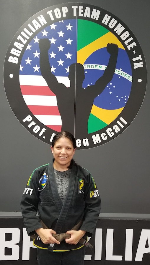 Our Instructors - MMA Training Humble TX | McCall Mixed Martial Arts - Liz