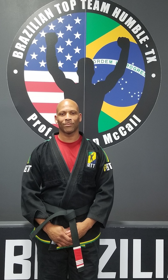 Our Instructors - MMA Training Humble TX | McCall Mixed Martial Arts - Me