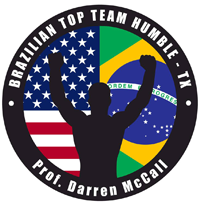 Brazilian Top Team in Humble, TX - Professor Darren McCall